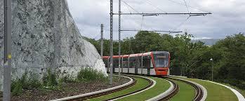 Bybanen i Bergen får stopp bare 5 minutter fra Zero Village Bergen